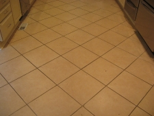 Color Seal Floor (Before)