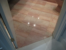 Restored Pink Marble