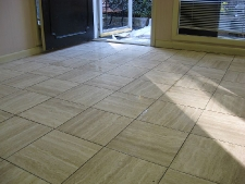 Worn Travertine