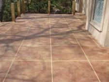 Slate Texture Tile Pattern